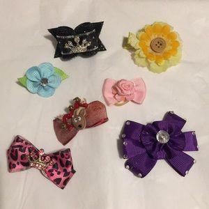 Assorted CUSTOM bows